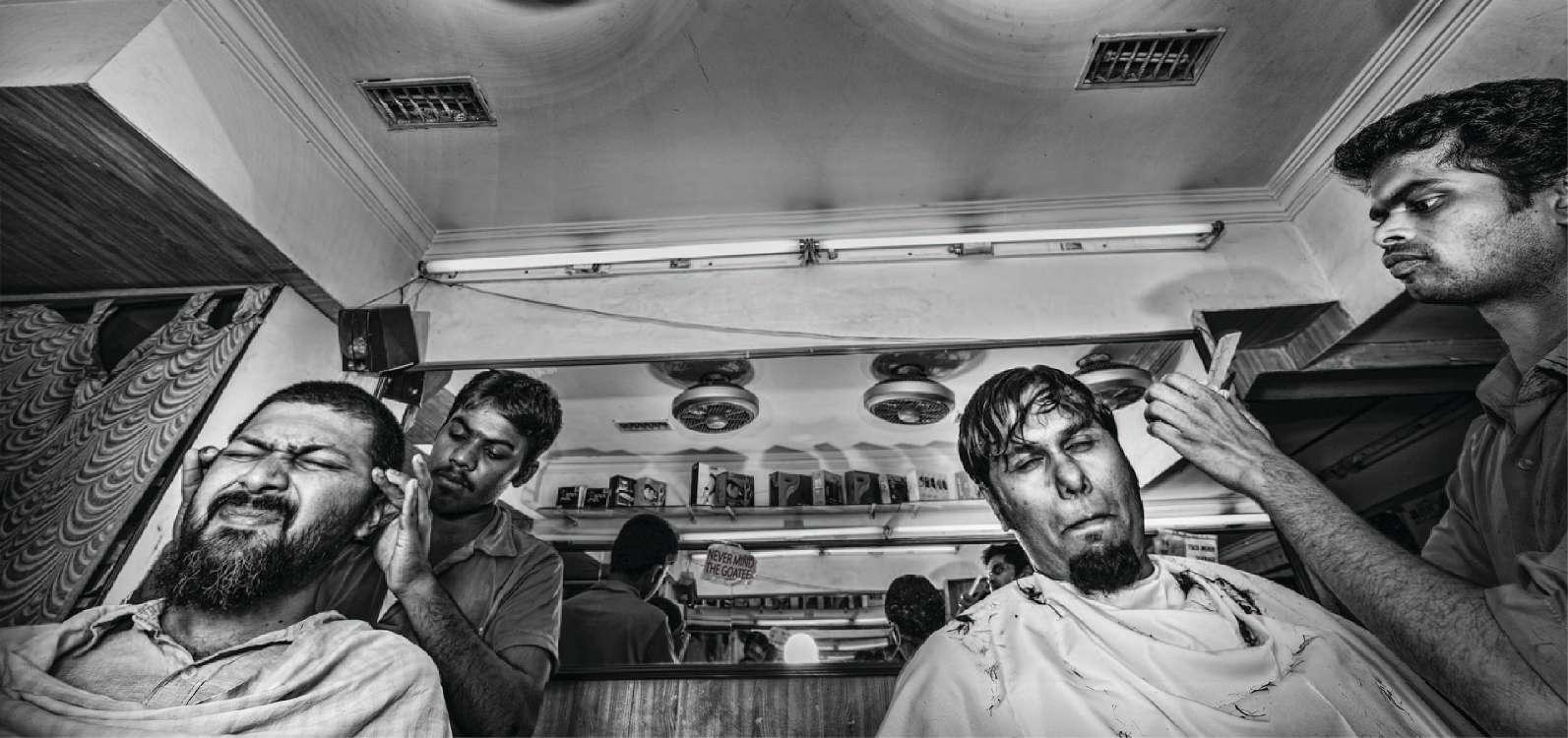 Barbershop Harmony